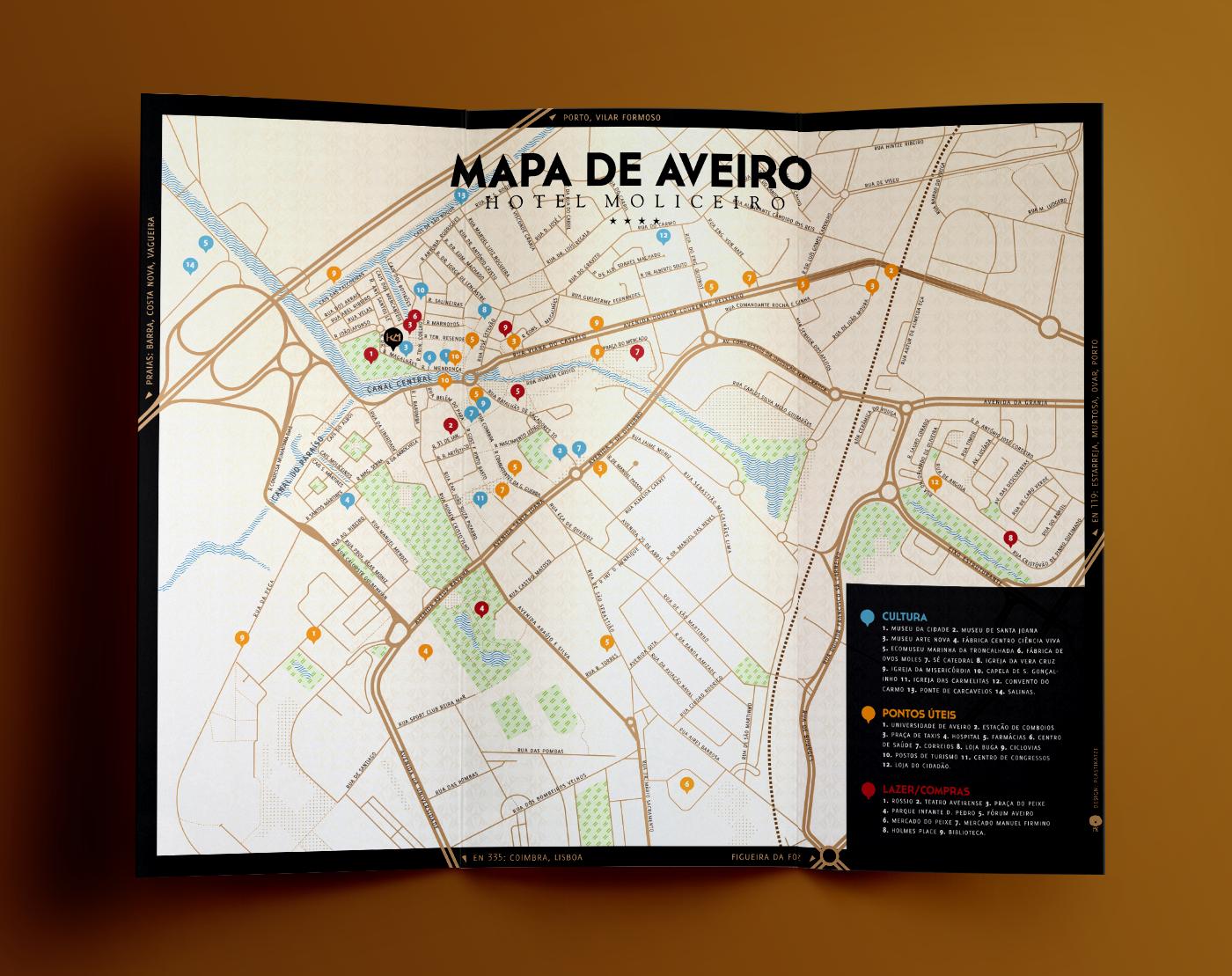 mapa cidade aveiro Mapa de Aveiro   Mafalda Maia mapa cidade aveiro